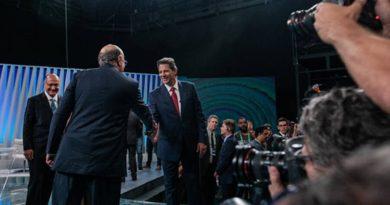 Com pandemia, Globo cancela entrevistas e impõe limite de 4 candidatos em debate