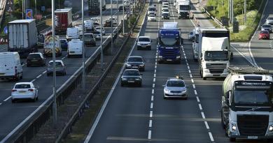 Críticos denunciam falta de segurança nas autoestradas britânicas