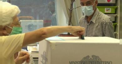 Itália referenda redução de parlamentares e elege governantes