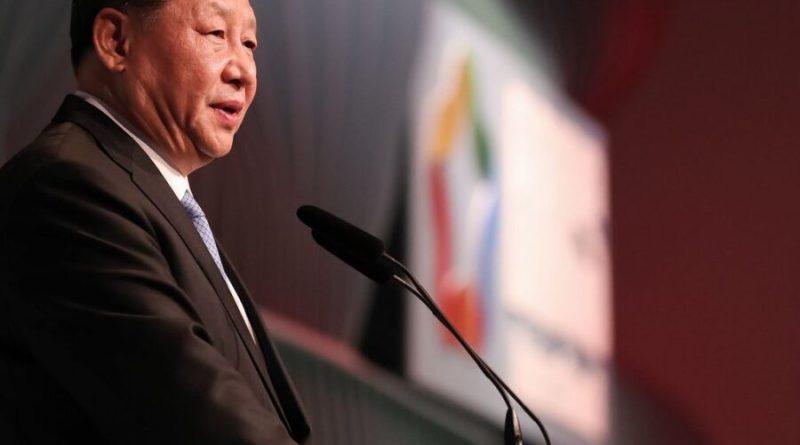 Líderes da China devem apoiar meta menor de crescimento em reunião