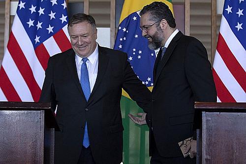 Mike Pompeo, secretário de Estado dos EUA, vai à Roraima discutir a Venezuela