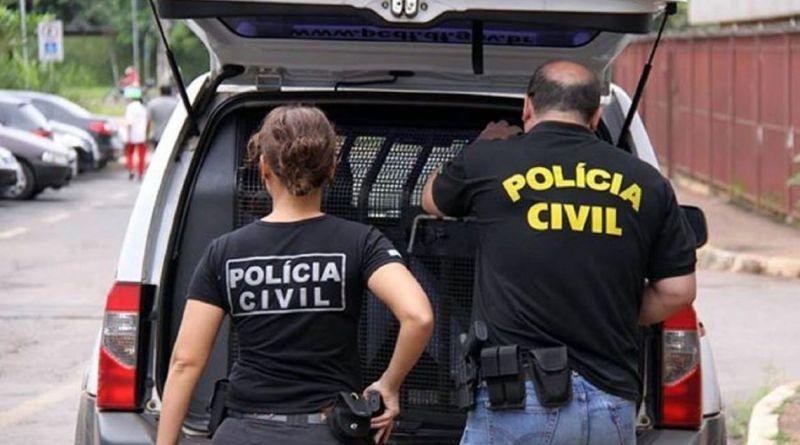 Polícia Civil prende suspeito de estupro de vulnerável em Porto Franco