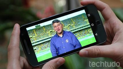 Como assistir a jogos de futebol pelo celular pela Globoplay