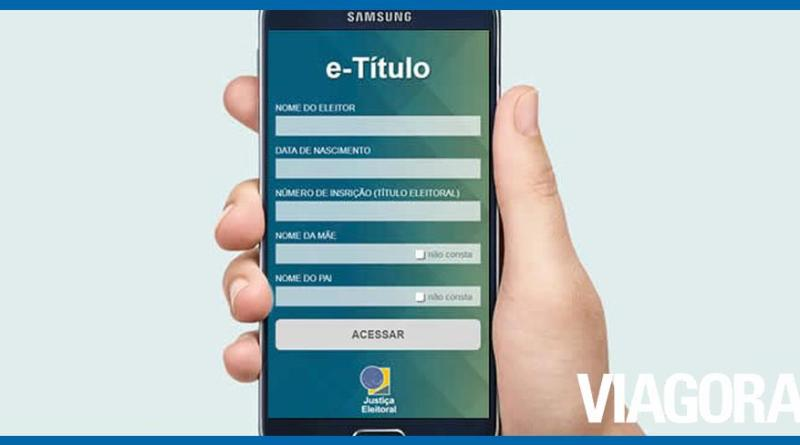 TSE apresenta novas funcionalidades do e Título para eleições