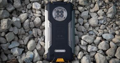 Doogee S96 Pro: celular super resistente tem câmera infravermelha