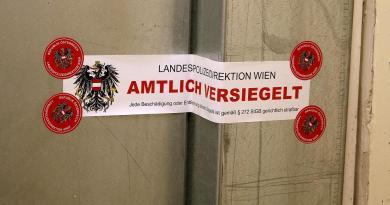 Vizinhos do terrorista de Viena estão chocados