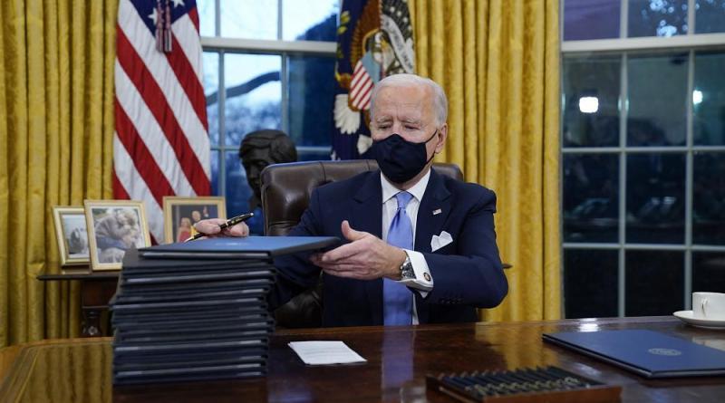 Joe Biden inicia reversão do legado de Trump