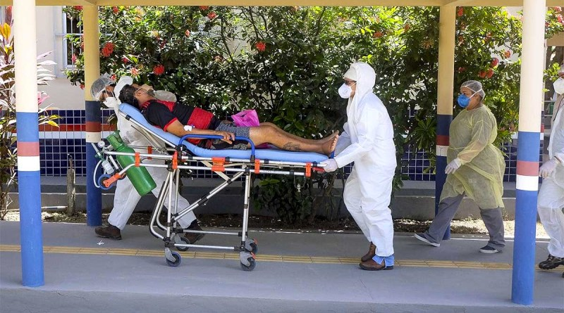 'Combate ao coronavírus: ou se reage já, ou março será aterrorizador'