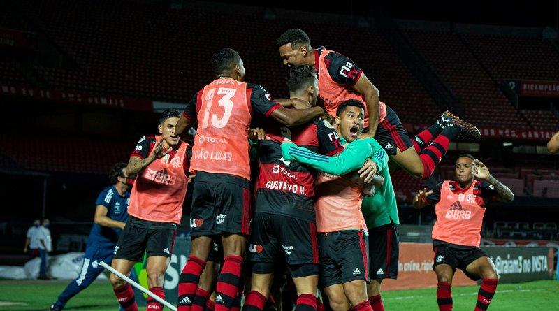 Flamengo apresenta números consistentes na conquista do Brasileirão
