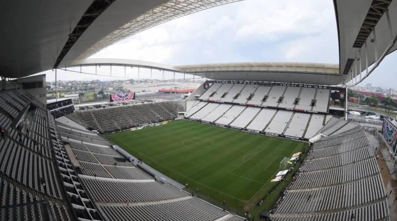 Neo Química Arena retira candidatura para sediar final da Libertadores por exigências da Conmebol