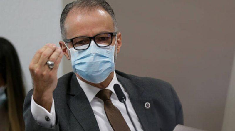 Crítica a falas negacionistas de Bolsonaro, cloroquina, protesto; veja 4 pontos da fala de Barra Torres na CPI da Covid