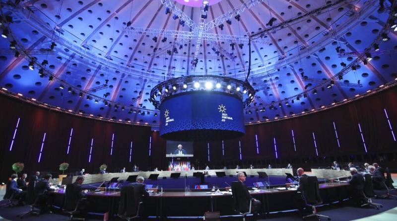 Líderes europeus e parceiros sociais congratulam se com Compromisso Social do Porto