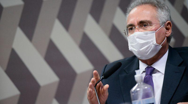 Missão da CPI é apurar se negacionismo virou política pública, aponta Renan