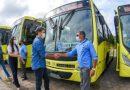 Prefeitura de São Luís entrega 28 ônibus para o transporte coletivo da capital