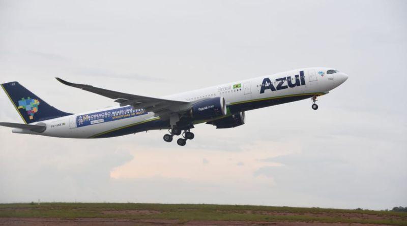 Após acordo, Azul anuncia novos voos para o Amazonas