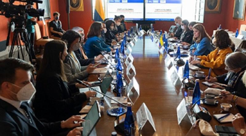 Comissão Interamericana de Direitos Humanos vai à Colômbia averiguar repressão   Hora do Povo
