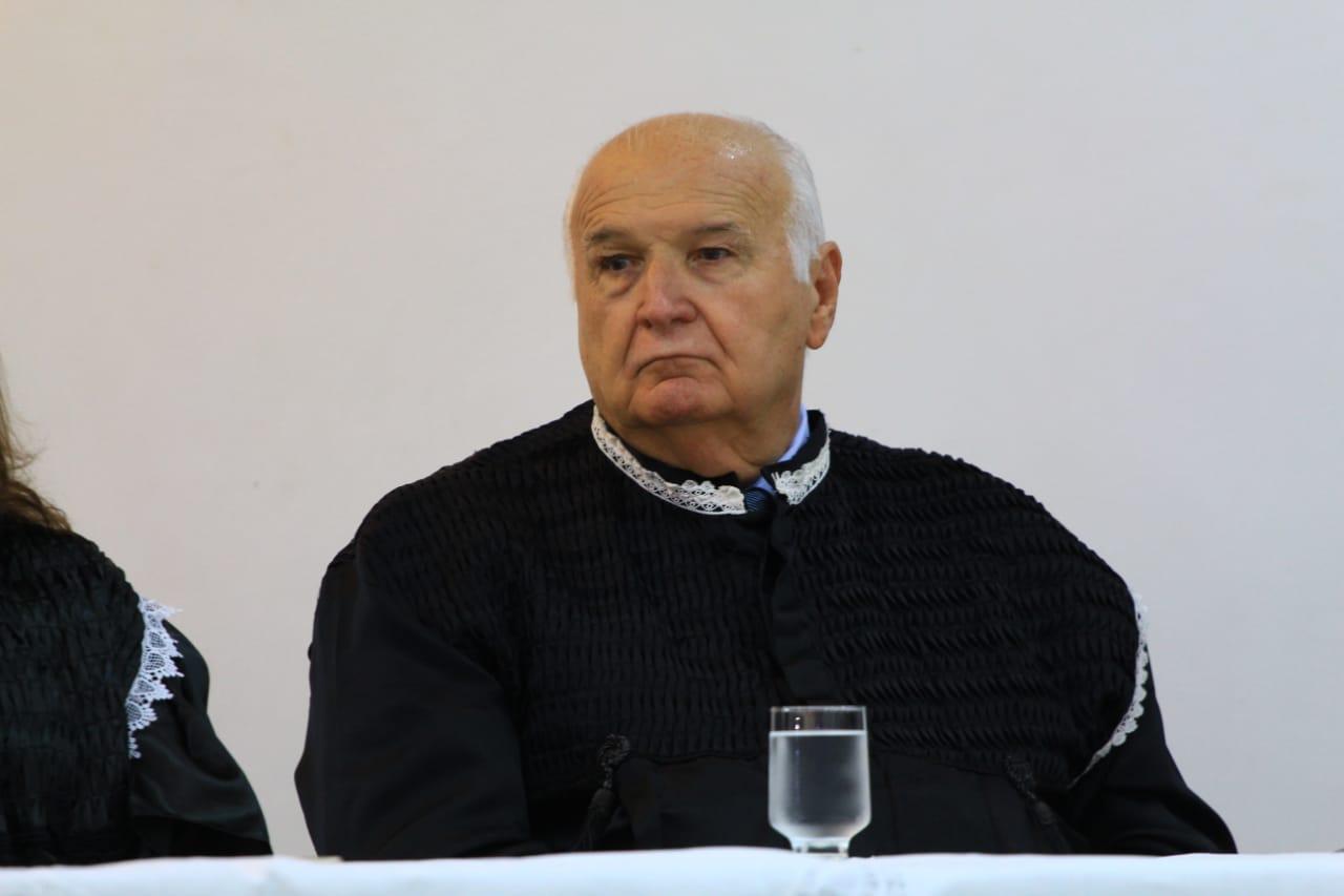 Conselheiro do TCE, Luciano Nunes