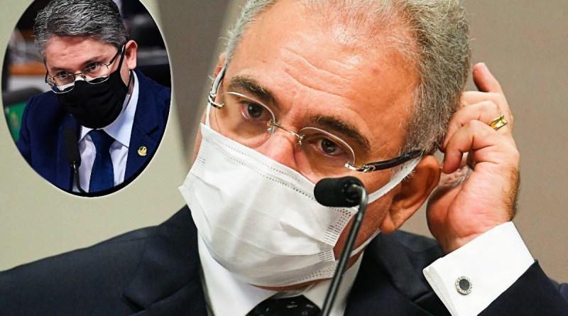 CPI da Covid questiona Queiroga: como combater a pandemia com uma equipe negacionista no Ministério?
