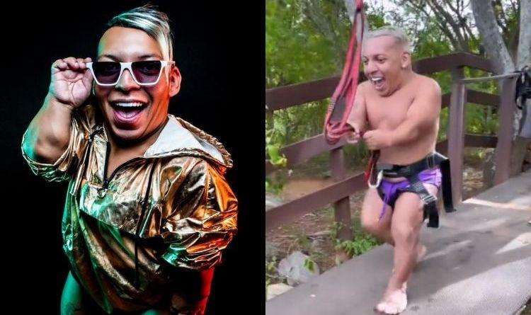 Tokinho fala sobre virar meme no exterior e relembra sex tape vazada: 'Repercutiu por ser um anão gay' – Jovem Pan