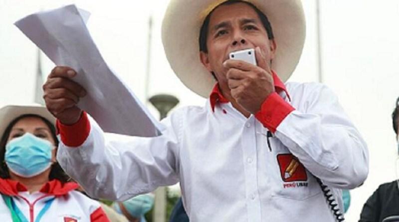 Vitorioso nas eleições peruanas, Castillo dialoga com empresários para ampliar base de apoio   Hora do Povo