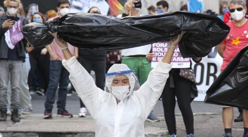 Brasil registra 1.344 mortes por covid 19. Em São Paulo, Doria anuncia fim do isolamento