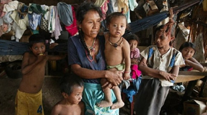 Metade das crianças da Guatemala padece de desnutrição crônica, aponta FAO   Hora do Povo