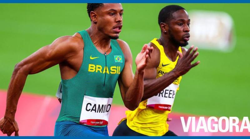 Paulo André disputa vaga na final olímpica dos 100 m neste domingo