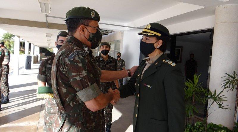 Processo seletivo Exército 11ª Região Militar: 160 vagas imediatas