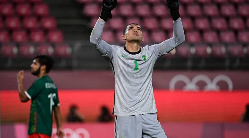 Brasil vence o México nos pênaltis e avança à final do futebol masculino em Tóquio