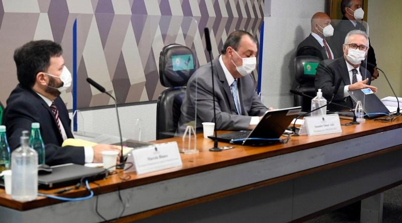 Senadores dizem que Marcelo Blanco editou diálogos apresentados à CPI   Rede Brasil Atual