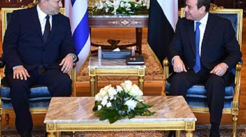 Egito cobra de Israel retomada de negociações de paz com palestinos   Hora do Povo