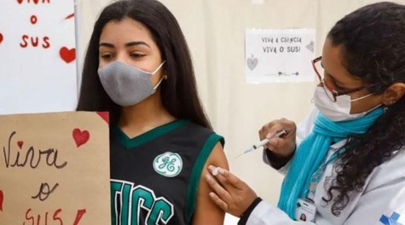 Estados e Municípios podem decidir sobre vacinação de adolescentes, diz STF   Hora do Povo