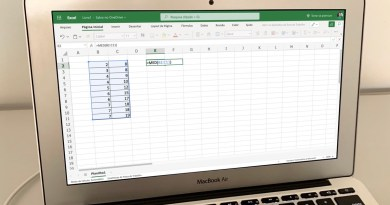 Oito fórmulas essenciais do Excel para simplificar as contas