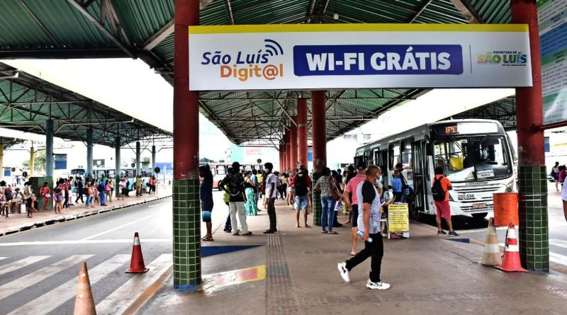 Prefeitura lança plataforma que oferece wi-fi grátis nos terminais de integração