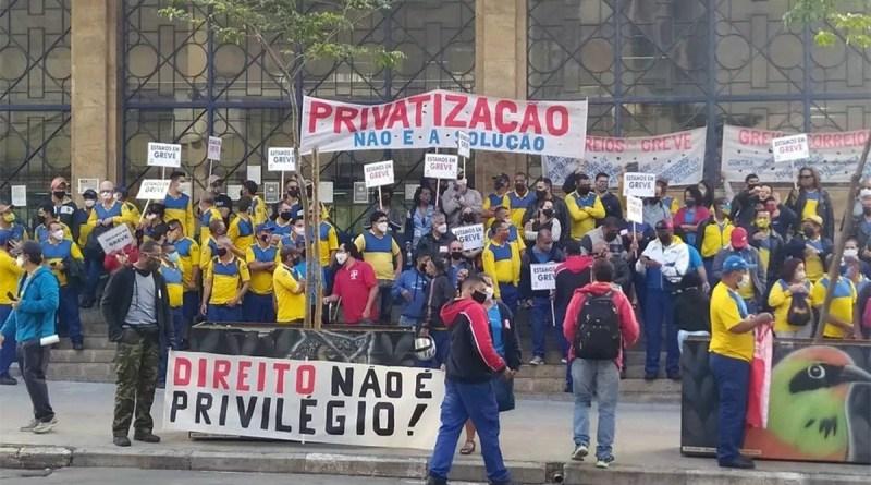 Senado discute projeto de privatização dos Correios, e trabalhadores aguardam julgamento no TST   Rede Brasil Atual