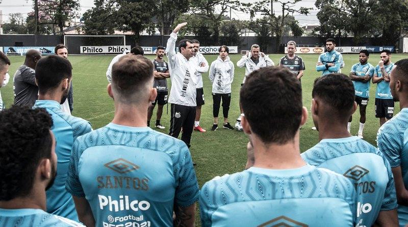 Veja os relacionados do Santos para a partida contra o Athletico