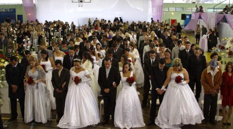 Inscrições para Casamento Comunitário começam nesta quinta-feira
