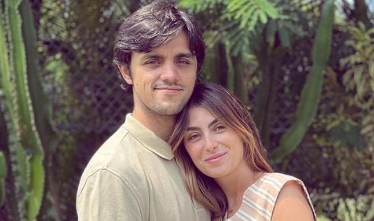 Mariana Uhlmann desabafa após mudança de Felipe Simas: 'Explodi e entrei na terapia' – Jovem Pan