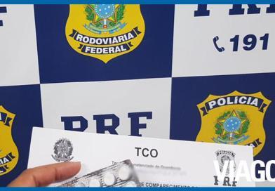 PRF autua homem por estar portando anfetaminas em Floriano