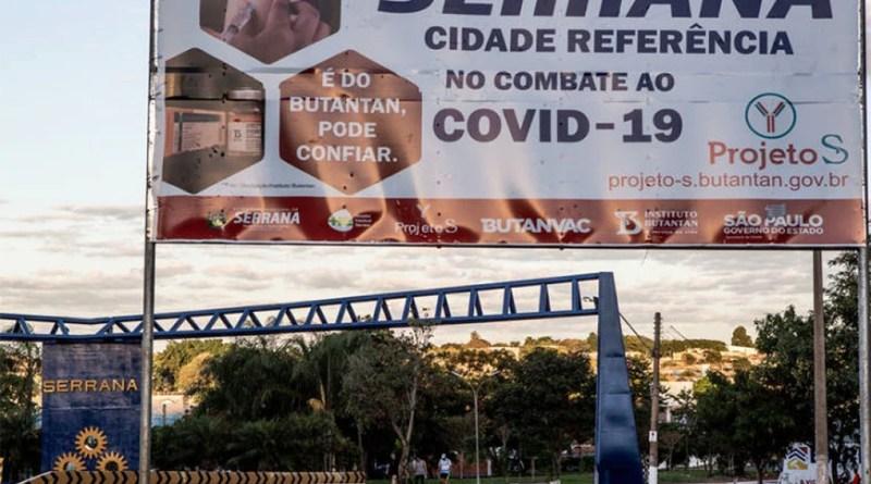 Projeto Serrana: Vacinação em massa garantiu anticorpos a 99% dos imunizados com CoronaVac   Hora do Povo