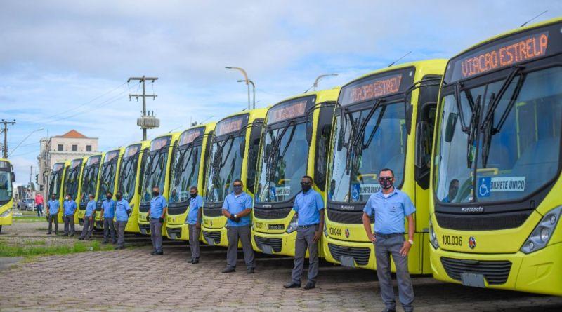 Transporte público será paralisado nesta quinta (21) em São Luís, afirma Sindicato