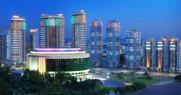 Pyongyang, Changjon Street