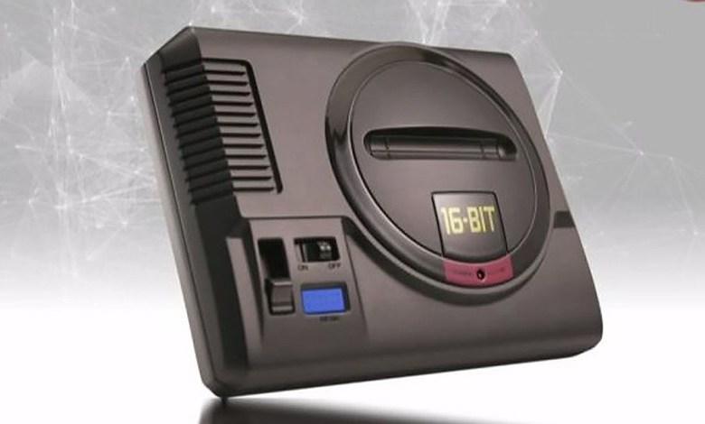 новая консоль от Sega
