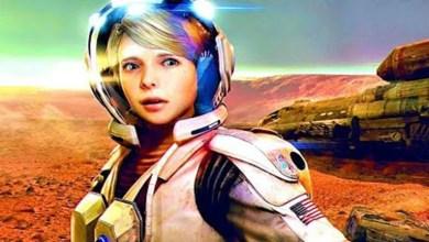 Скриншот из VR игры