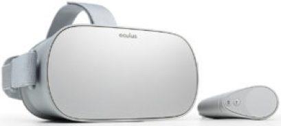 фото гарнитуры VR Oculus go
