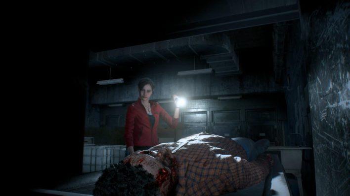 Игровой Процесс Resident Evil 2 в 60 FPS и 4K от Nvidia