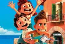 Новые Трейлер и Постер к Мультфильму про Морских Чудищ «Лука» от Pixar