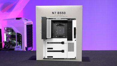 Обзор NZXT N7 B550: Одна из Самых Многофункциональных Материнских Плат B550 в Мире