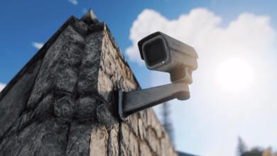 Rust: Все Коды к Камерам Видеонаблюдения