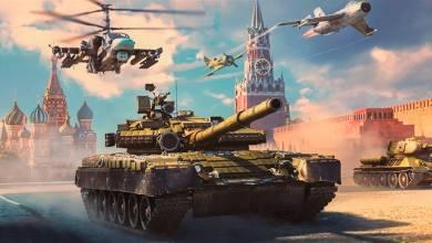 Парад Великой Победы в War Thunder C Участием Игроков из 60 Городов